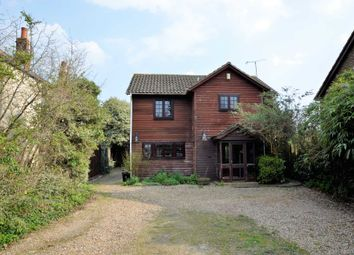 Thumbnail 4 bed detached house for sale in Bridleway, Billericay