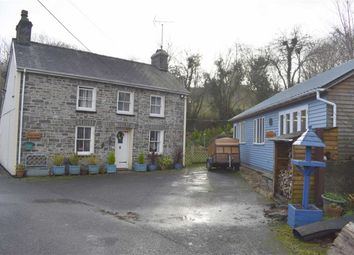 Thumbnail 4 bedroom detached house for sale in Llanybydder