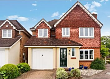 Thumbnail 4 bed detached house for sale in Harts Grove, Woodford Green