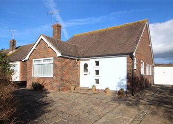 Thumbnail 3 bedroom detached bungalow for sale in Edwin Close, Sompting, West Sussex