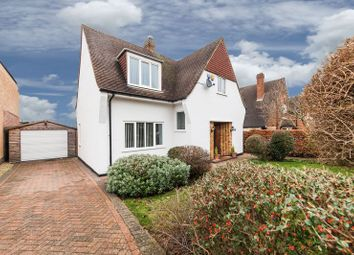 Thumbnail 4 bed detached house for sale in Pantain Road, Loughborough