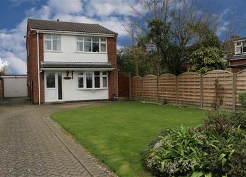 Thumbnail 3 bed detached house for sale in Aster Way, Burbage, Hinckley