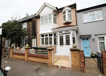 Thumbnail 4 bedroom end terrace house for sale in Shrubland Road, Leyton, London