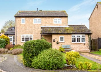 Thumbnail 3 bed detached house for sale in Laywood Close, Raunds, Wellingborough