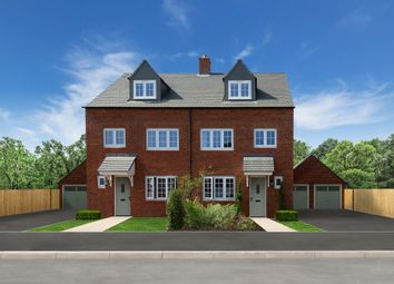 Thumbnail 4 bedroom semi-detached house for sale in Eaton Green Heights, Kimpton Road, Luton
