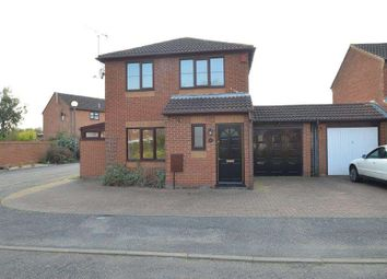 Thumbnail 3 bed link-detached house to rent in Broxbourne Close, Giffard Park, Milton Keynes, Buckinghamshire