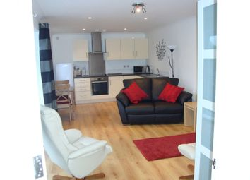 Thumbnail 1 bed flat to rent in Riverview House, Viersen Platz, Peterborough