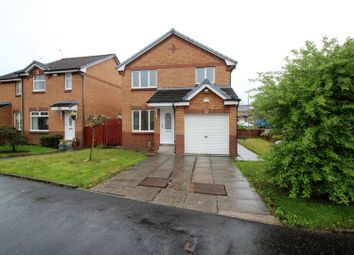 Thumbnail 3 bed detached house for sale in Brent Gardens, Glasgow