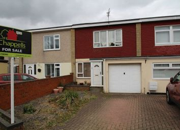 Thumbnail 3 bedroom terraced house for sale in Mannington Park, Rodbourne, Swindon
