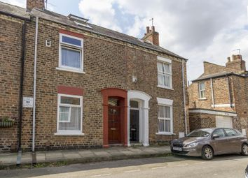 Thumbnail 4 bed terraced house for sale in Kyme Street, York