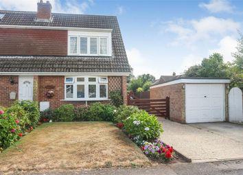 3 bed semi-detached house for sale in Ash Tree Drive, West Kingsdown, Sevenoaks, Kent TN15