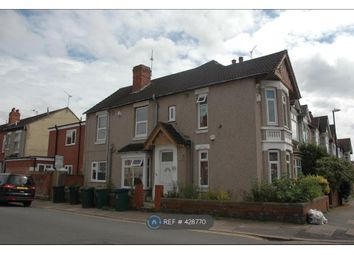 Thumbnail Room to rent in Richmond Street, Coventry
