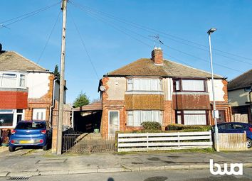 Thumbnail 3 bedroom semi-detached house for sale in 59 Kingston Avenue, Wigston, Leicester