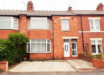 Thumbnail 2 bedroom flat for sale in Salisbury Avenue, North Shields