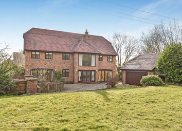 Thumbnail 6 bed detached house for sale in Ambarrow Lane, Sandhurst