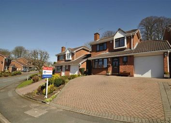 Thumbnail 3 bed detached house for sale in Botany Drive, Upper Gornal, West Midlands