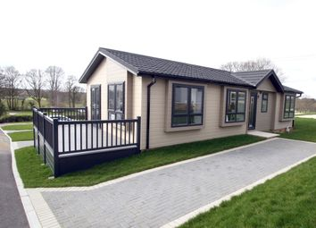 Thumbnail 2 bed mobile/park home for sale in Spill Land Farm Park, Biddenden