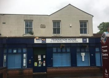 Thumbnail Retail premises to let in 37-39 King Street, Darlaston, Wednesbury