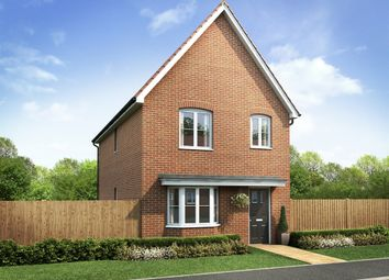 "Thumbnail 3 bed detached house for sale in ""The Coggeshall"" at Station Road, Felsted, Dunmow"