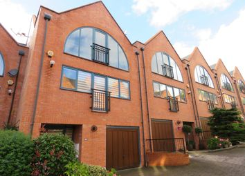 Thumbnail 4 bed town house for sale in Cordage Court, Lincoln, Lincolnshire