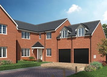 "Thumbnail 5 bed detached house for sale in ""The Oxford"" at Manor Lane, Maidenhead"