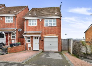 Thumbnail 3 bedroom detached house for sale in Derwent Drive, Kirkby-In-Ashfield, Nottingham