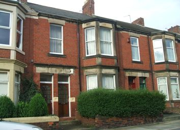 Thumbnail 3 bed flat to rent in Addycombe Terrace, Heaton