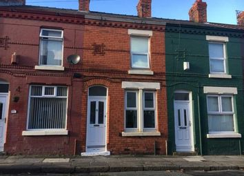 Thumbnail 2 bed terraced house for sale in Redcar Street, Anfield, Liverpool