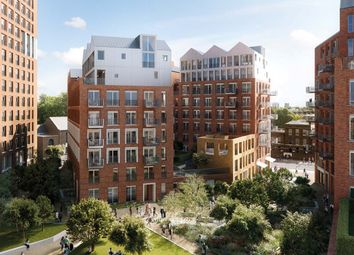 Thumbnail 1 bed flat for sale in South Lambeth Road, Nine Elms, Vauxhall
