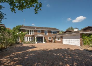 Thumbnail 5 bed detached house for sale in Wayside Gardens, Gerrards Cross, Buckinghamshire
