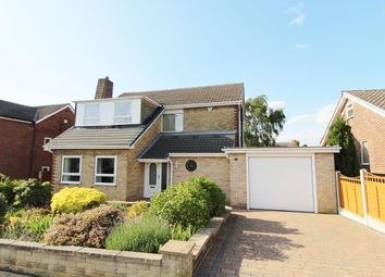Thumbnail 3 bed detached house for sale in Templegate Close, Leeds