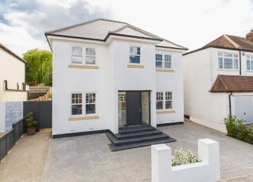 Thumbnail 4 bed detached house for sale in The Crescent, Loughton