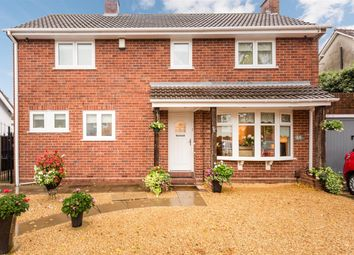 Thumbnail 3 bed detached house for sale in Lantern Road, Netherton, Dudley