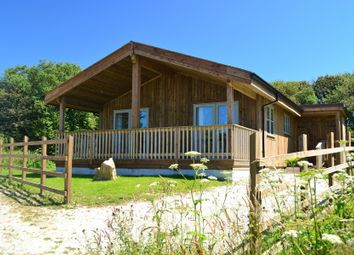 Thumbnail 2 bedroom lodge for sale in The Cornish Birds Of Prey Centre, St Columb, Cornwall