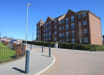 Thumbnail 2 bed flat for sale in Fenton Place, New Forest Village, Middleton, Leeds
