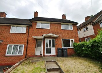 Thumbnail 3 bed end terrace house for sale in Tidworth Croft, Kings Heath, Birmingham