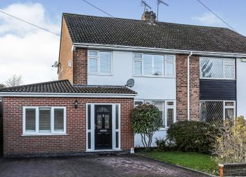 4 bed semi-detached house for sale in Dalmeny Road, Coventry CV4