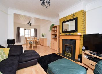 Thumbnail 3 bed end terrace house for sale in Phillip Road, Folkestone, Kent