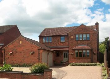 Thumbnail 4 bed detached house for sale in Kingsdale Croft, Burton On Trent, Staffordshire