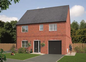 Thumbnail 4 bed detached house for sale in Great Melton Road, Hethersett, Norwich