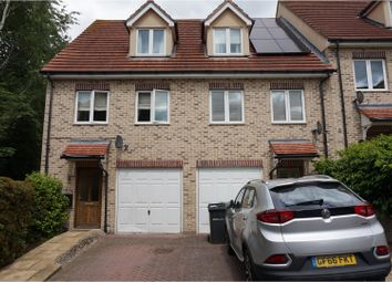 Thumbnail 3 bed terraced house for sale in Sutton Heights, Maidstone