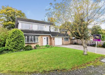 4 bed detached house for sale in Belgravia Close, Forest Park, Lincoln LN6