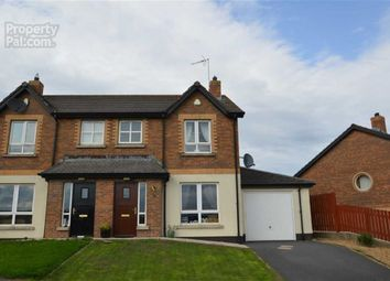 Thumbnail 3 bed semi-detached house for sale in Fox Hollow, Ballygowan, Down