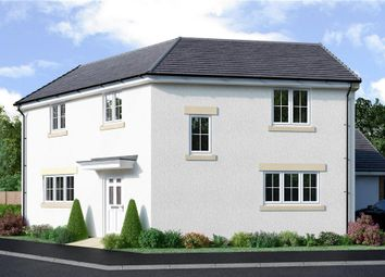"Thumbnail 3 bed detached house for sale in ""Oswald"" at Bryning Lane, Warton, Preston"
