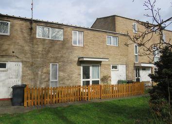 Thumbnail 3 bedroom terraced house for sale in White Cross, Ravensthorpe, Peterborough