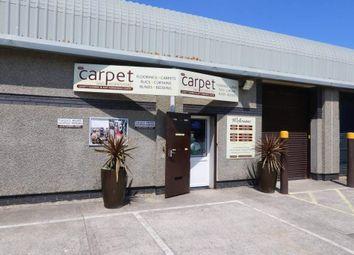 Thumbnail Retail premises for sale in Long Rock Business Park, Long Rock, Penzance