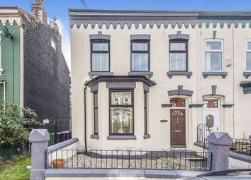Thumbnail 5 bed terraced house for sale in Clifton Road, Liverpool