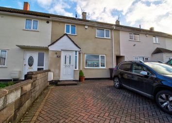 Thumbnail 3 bed terraced house for sale in Gatehouse Avenue, Bishopsworth, Bristol