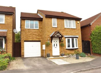 Thumbnail 3 bed detached house for sale in Godwin Road, Swindon