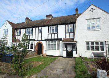 Thumbnail 3 bed terraced house for sale in Tudor Close, South Croydon, Surrey